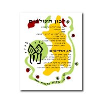 Shabbat Candle Blessing