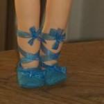 shoe idea for yom kippur