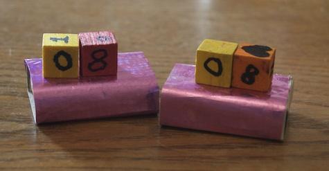 matchbox omer calendars