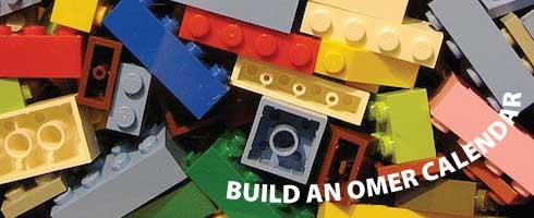 Lego Omer Calendar