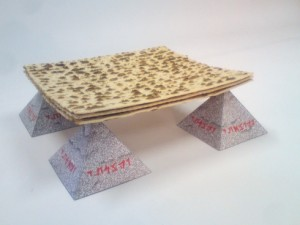 ken goldman matzah origami- all rights reserved Ken Goldman