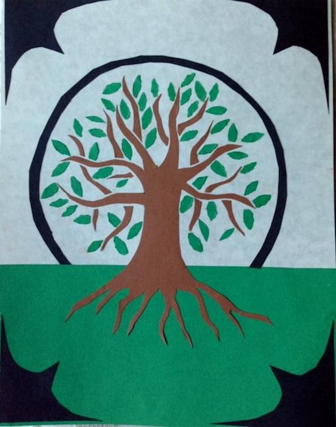 Adam Harris Tree of Life copyright Adam Harris