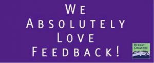 We love to hear feedback from our bencher users!
