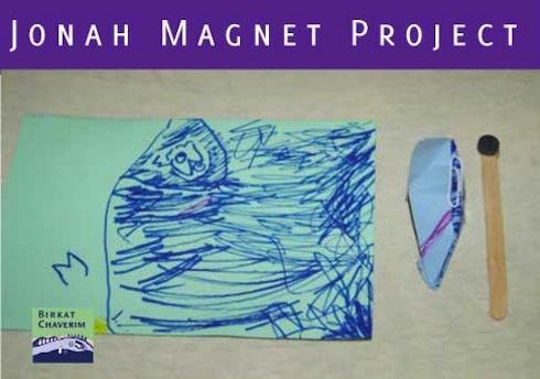 Jonah magnet project