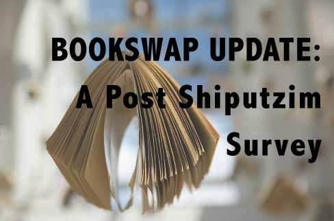 Bookswap Update and Survey