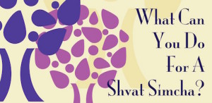 What Can You Do for a Shvat Simcha? Ideas from Birkat Chaverim
