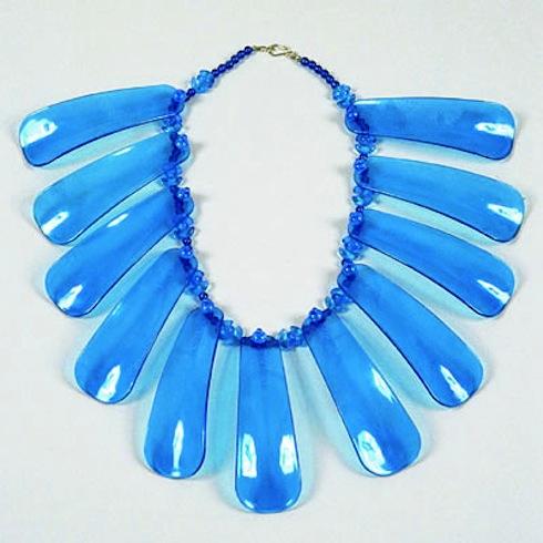 Ita Aber El Al First Class Necklace copyright Ita Aber