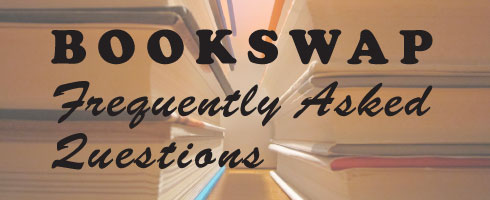 bookswap frequently asked questions