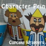 Popular digital wrappers from Birkat ChaverimPurim cupcake wrappers