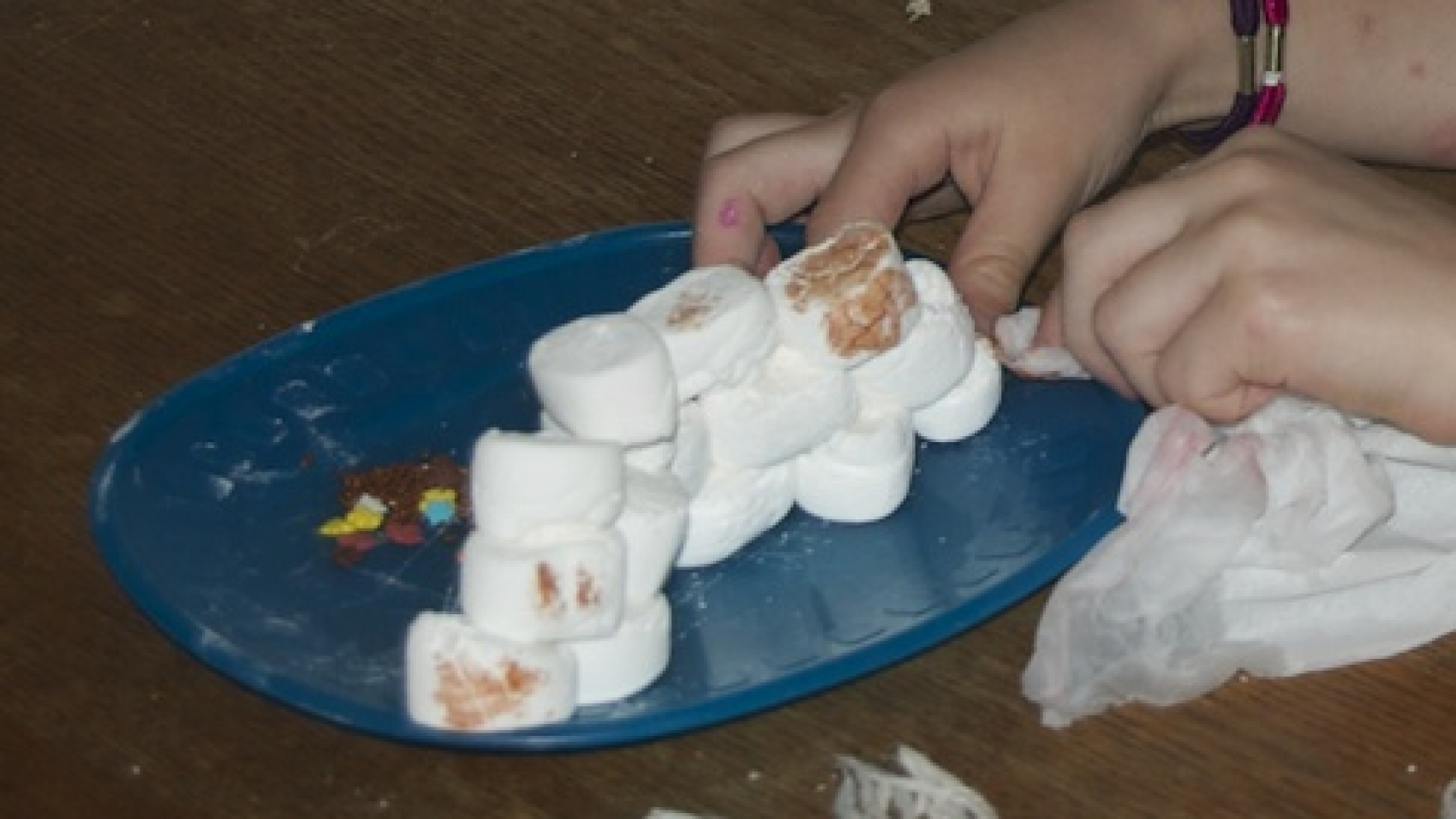 Building Jerusalem out of Marshmallows via Birkat Chaverim.