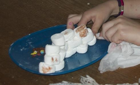 Building Jerusalem out of Marshmallows via Birkat Chaverim.