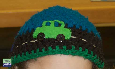 Car Kippa via Birkat Chaverim