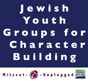 Jewish youth groups for Character Building