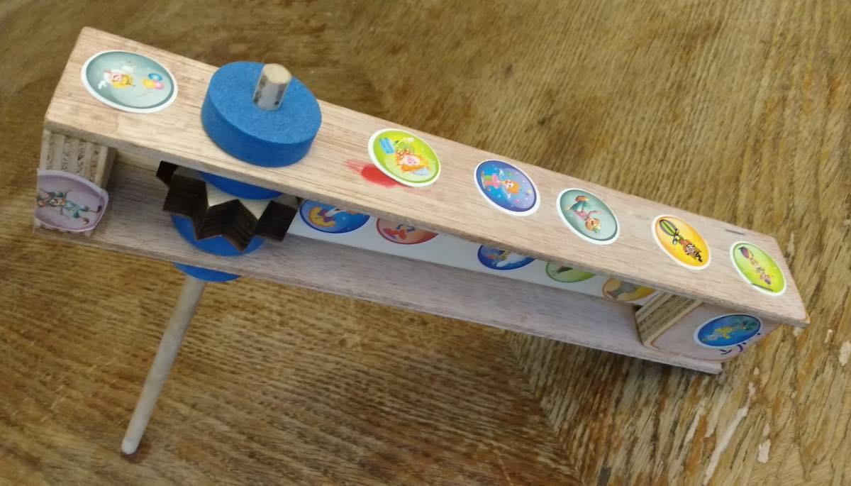 Plywood kid engineered gragger