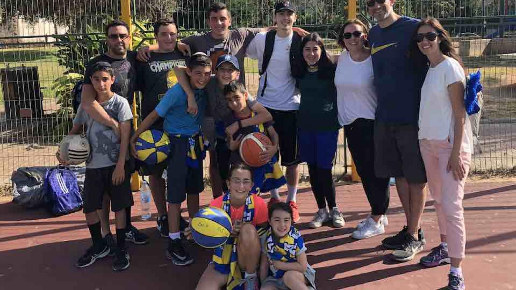 sports rabbi group