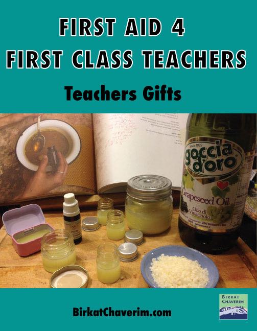 First aid gifts for first class teachers