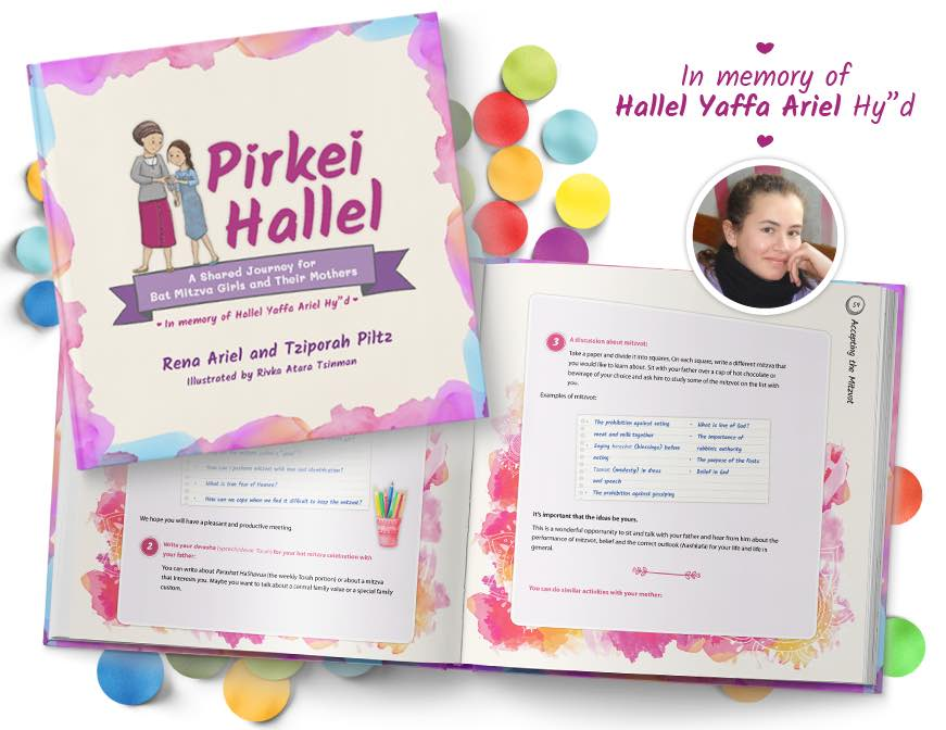 Pirkei Hallel is now in English